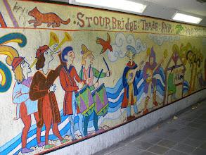 Photo: Elizabeth Way Bridge Mural (i)