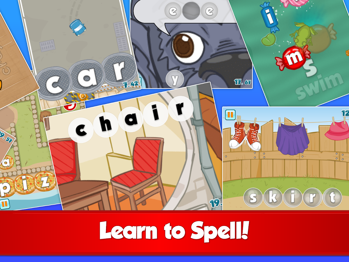 Fun English Language Learning- screenshot