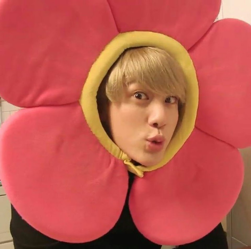 jin flower face