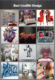 Best Graffiti Design - náhled