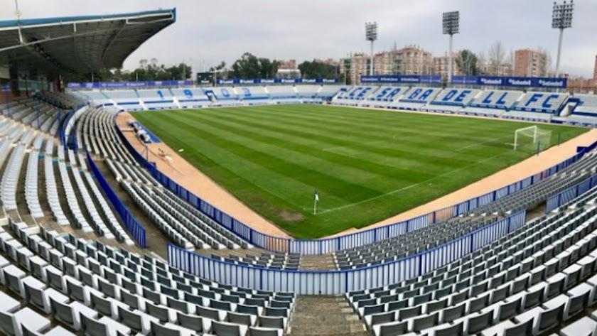 El Almería visitará al Sabadell en la Nova Creu Alta.