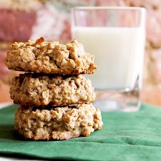 Oatmeal Walnut Cookies.