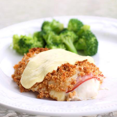 Easy Chicken Cordon Bleu