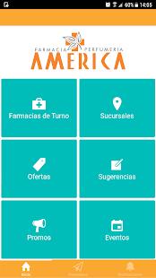Farmacia América - náhled
