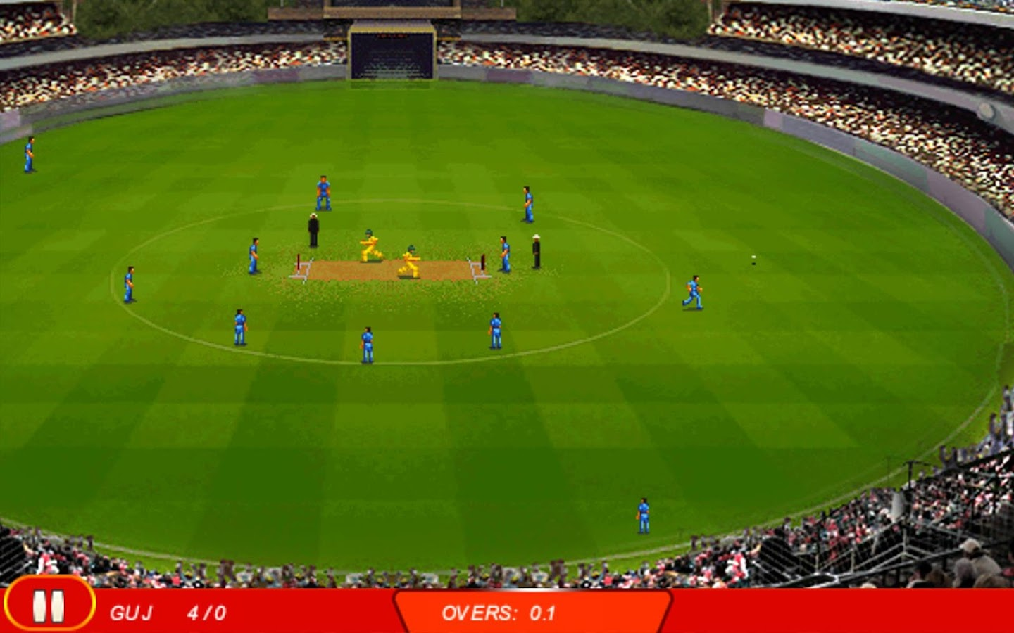 T20 Cricket Game 2017- screenshot