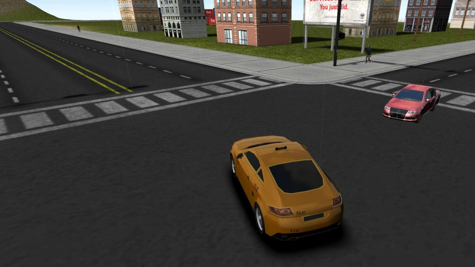 Taxi-Driving-3D 39