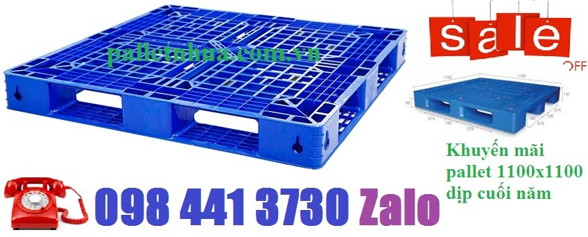 pallet-nhua-1100x1100x125mm-xanh