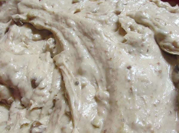 Fancy Nut Black Walnut Cream Cheese Frosting Recipe