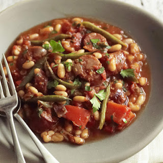 Chorizo, Chili and Bean Stew