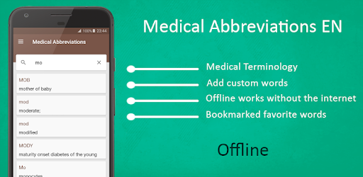 medical abbreviations english apps on google play