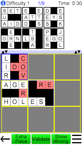 Puzzle Word 2.3.3 screenshots 1