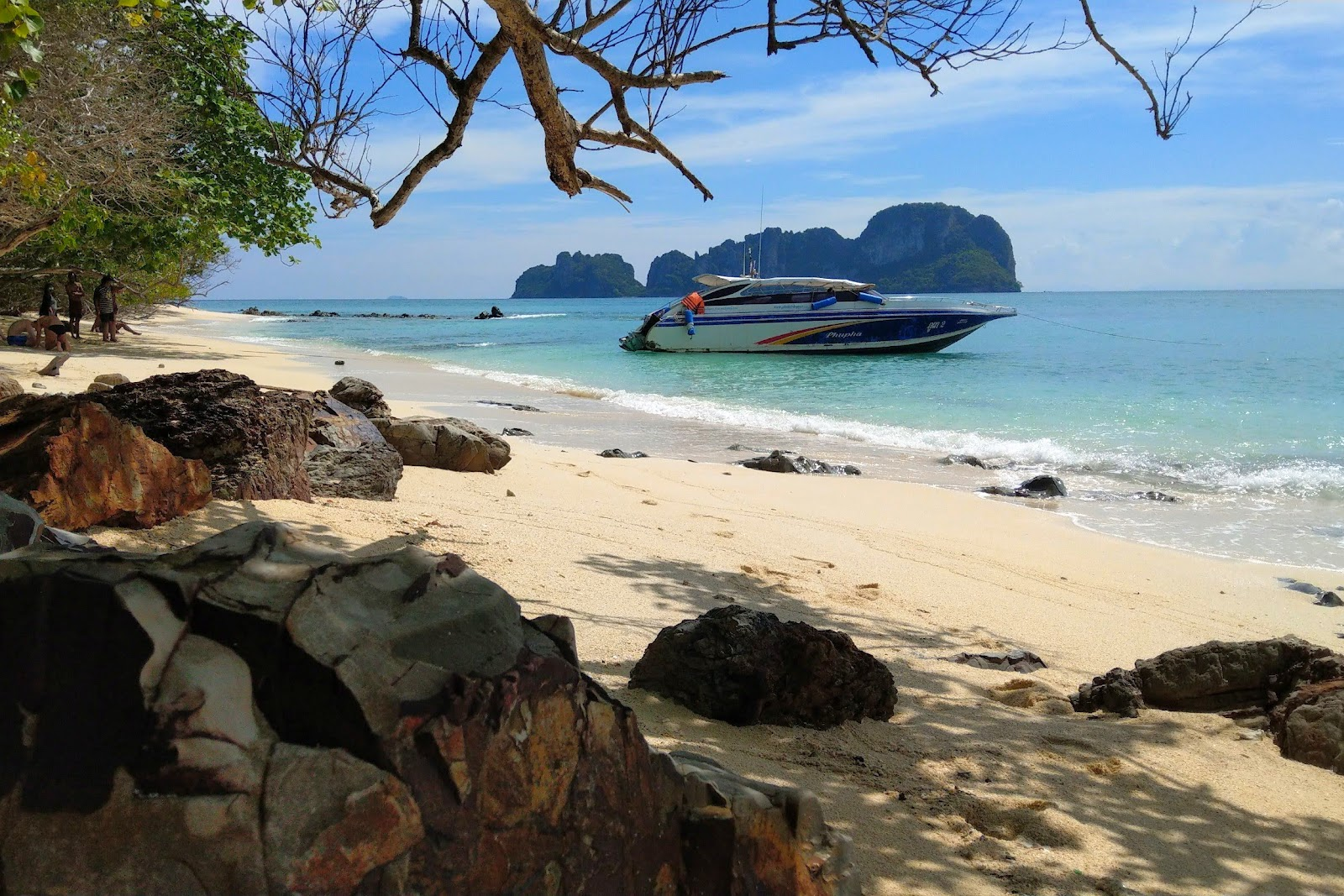 Phi Phi Island Deluxe Tour from Phuket