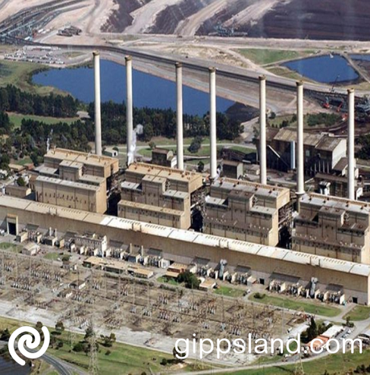 The Hazelwood Power Station is a decommissioned brown coal-fuelled thermal power station located in the Latrobe Valley of Victoria, Australia