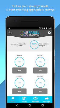The Panel Station-Get Paid!