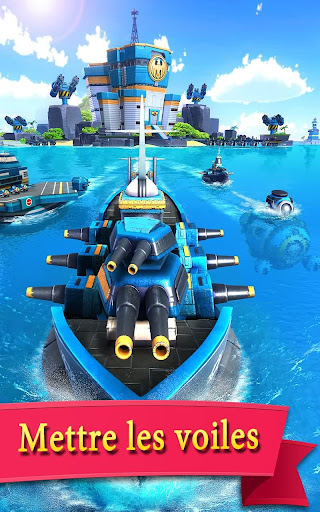 Sea Game: Mega Carrier  astuce 2
