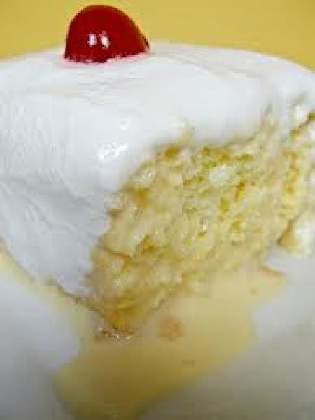 Tres Leches ( Mexican 3 Milk Cake) Recipe