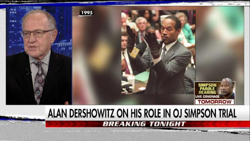 Alan Dershowitz: Only black lives matter to Black Lives Matter