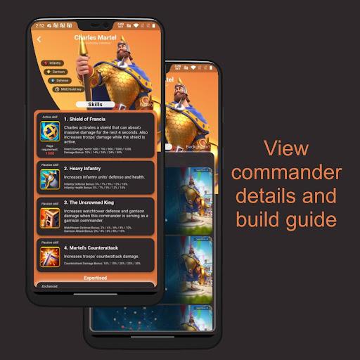 Rise of Kingdoms - The Companion (Donate) screenshot 4