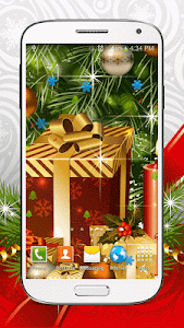 New Year Live Wallpaper HD screenshot 3
