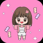 Chibi Doll – Unnie Doll: make stickers & wallpaper