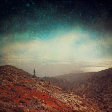 Photo: #dreamy   #textureblendphotography   #landscape  Red Earth - Green Heaven Roque de los Muchachos,La Palma, Canary Islands Have a wonderful week! http://wuestenhagen-imagery.photoshelter.com/ Blog: http://wuestenhagenimagery.blogspot.de/