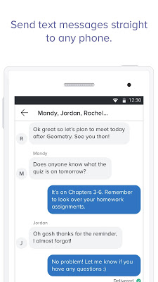 Remind: Simple Classroom Communication - screenshot