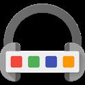 Headset Menu icon