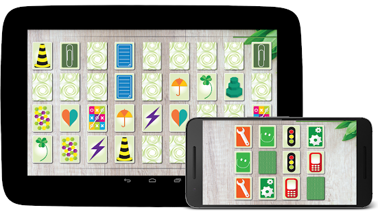zMemory - Addictive Match Pair Memory game - náhled