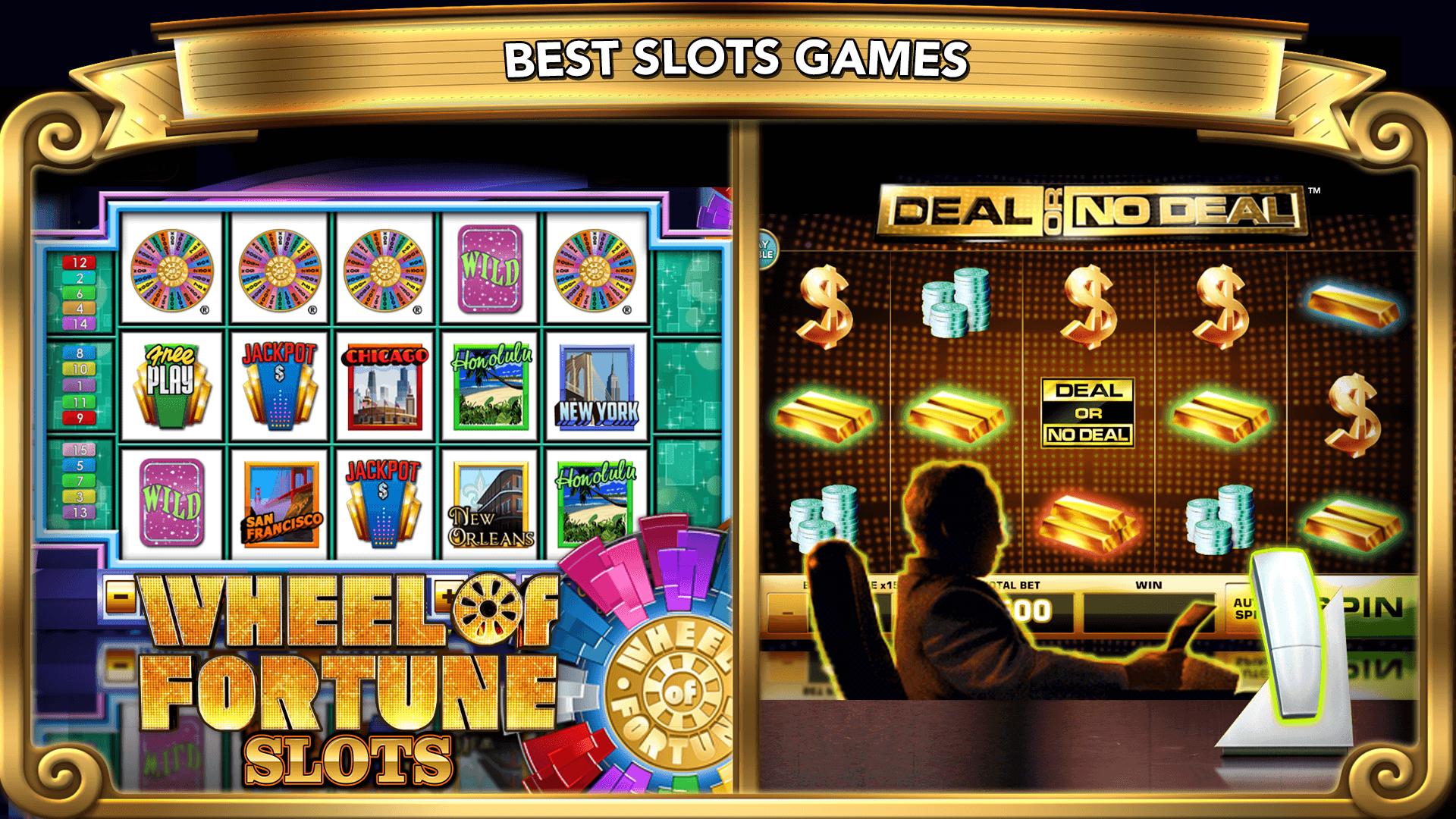 GSN Grand Casino - FREE Slots screenshot #9
