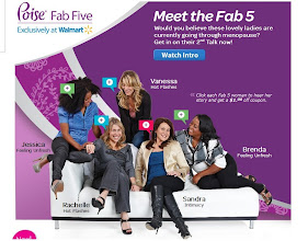 Photo: Looking at the Fab 5 on Walmart.com