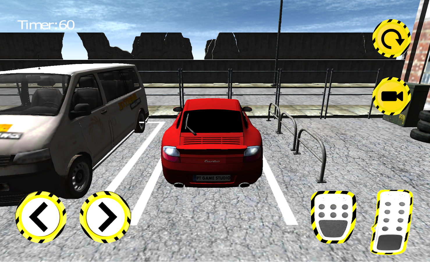 real backyard car parking android apps on google play