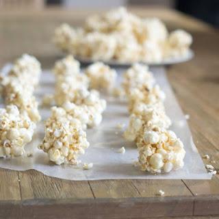 Traditional Popcorn Balls.