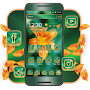Elegant Lily Flower Launcher Theme APK icon