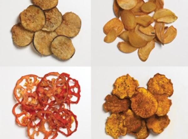 Innovative Veggie Chips Recipe
