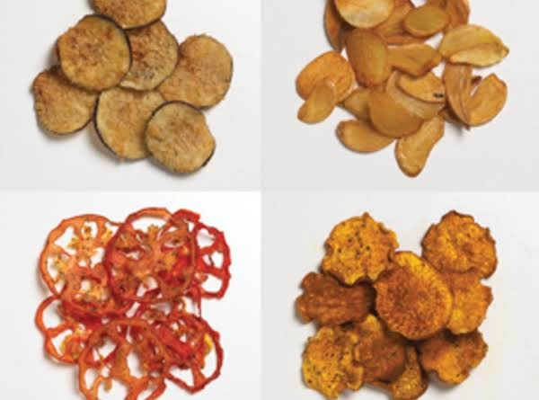 Innovative Veggie Chips Recipe