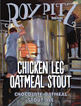 Roy Pitz Chicken Leg Oatmeal Stout