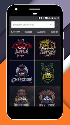 Gaming Logo Design Ideas eSport 2020 2.1 screenshots 2