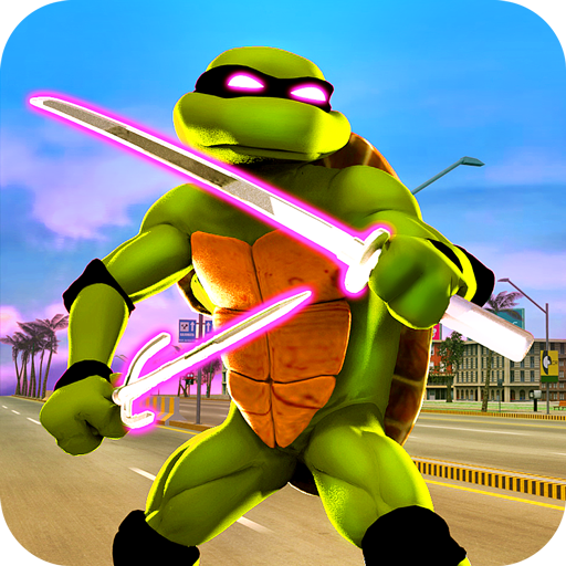 Ninja Shadow Turtle Warrior V2: Shadow Ninja Rises