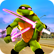 Ninja Shadow Turtle Warrior V2: Shadow Ninja Rises