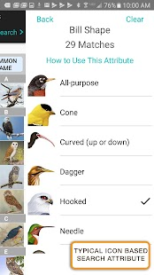iBird Yard Plus Guide to Birds- screenshot thumbnail