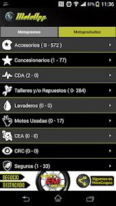 MotoApp screenshot 3