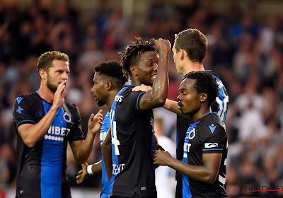 Le Club de Bruges prend la mesure du Dynamo Kiev !