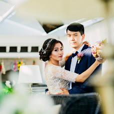 Wedding photographer Akan Zhubandykov (Akan). Photo of 16.10.2017