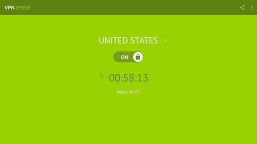VPN Speed (Free & Unlimited) 1.7.0 screenshots 5