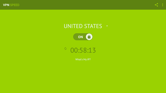 VPN Speed (Free & Unlimited) Screenshot