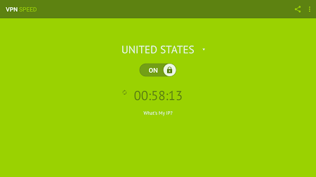 VPN Speed (Free & Unlimited) 1.5 screenshot 1985770