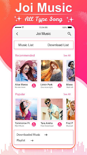 Music Pro 2019 For Jio : Free Music & Tunes 1.1 app download 1
