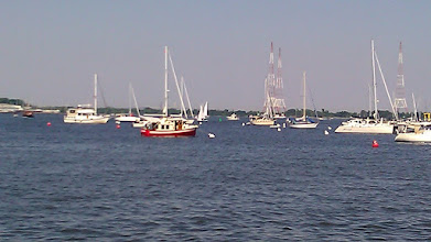 Photo: The harbor. Why Knot on the left.