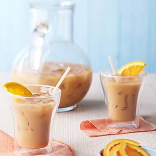 Orange-Spiced Coffee.