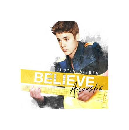 Justin Bieber - Believe Acoustic - CD